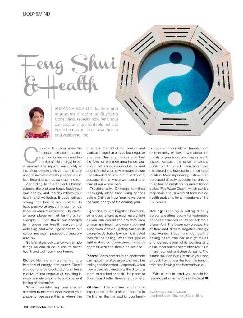 Expat Living HK Dec14-Jan15 Issue