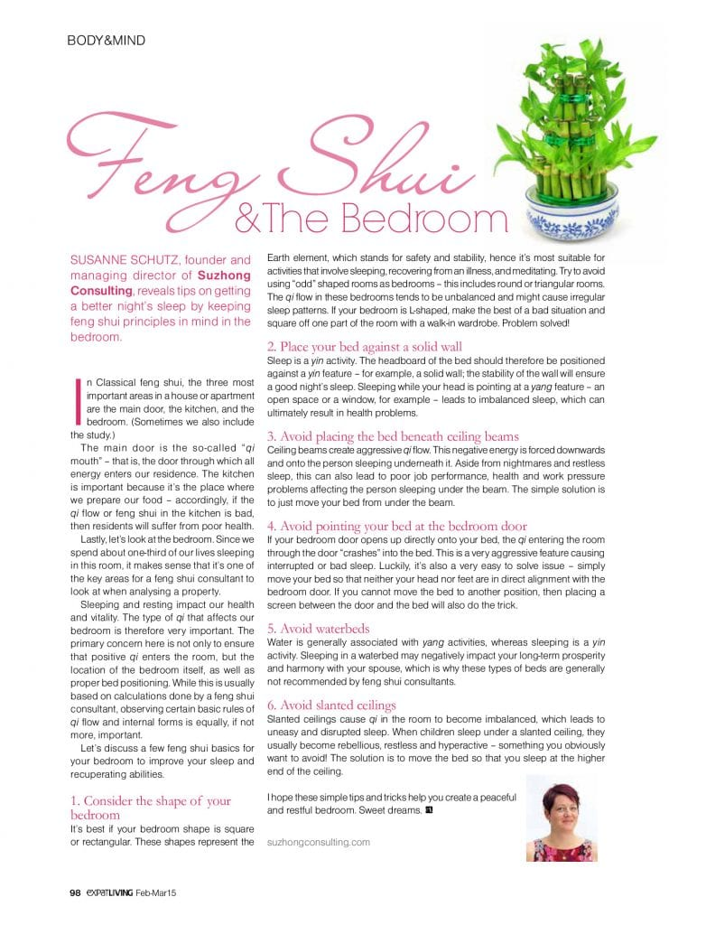 Expat Living HK Feb-March Issue