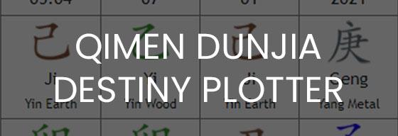 Qimen Dunjia Destiny Plotter